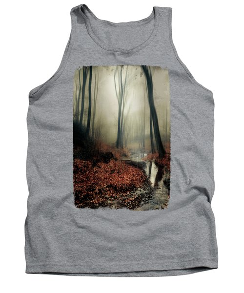Sounds Of Silence Tank Top