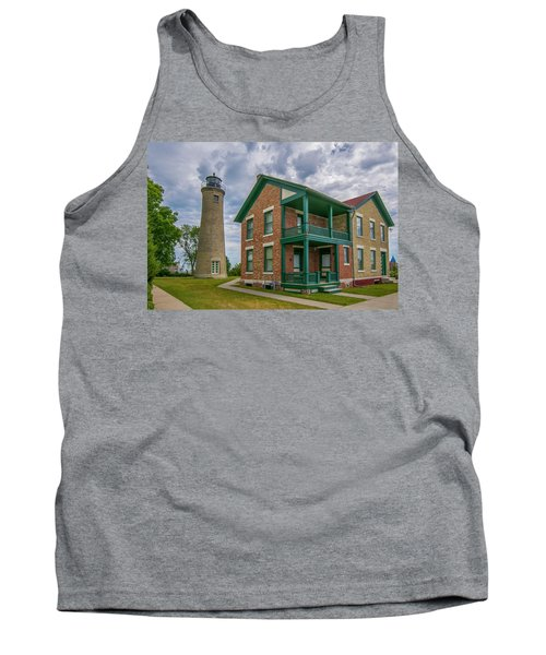Southport Lighthouse  Tank Top