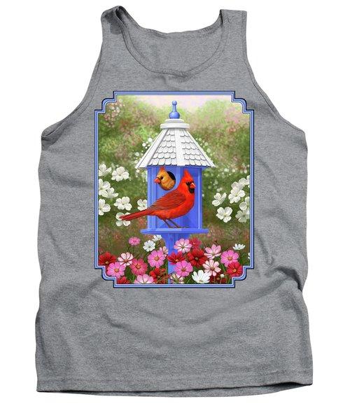 Spring Cardinals Tank Top