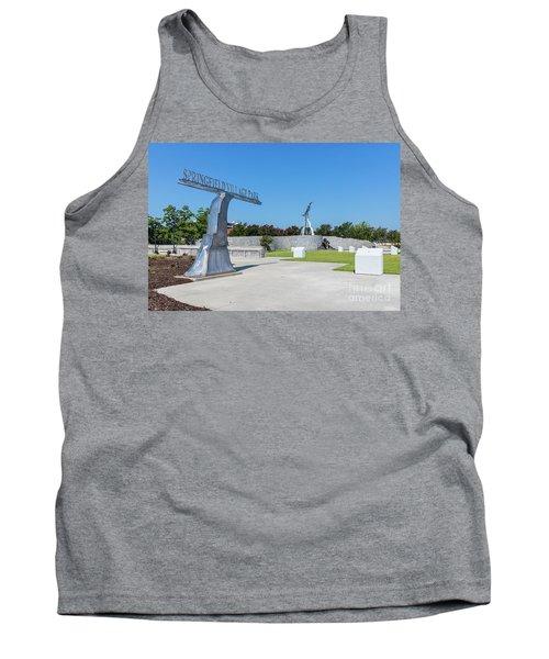 Springfield Village Park - Augusta Ga Tank Top