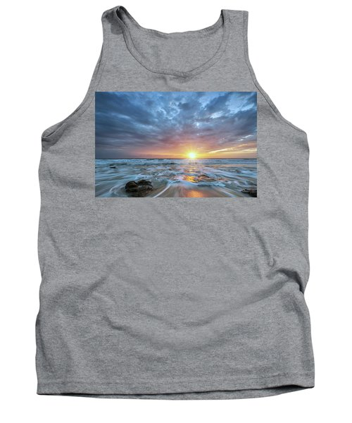 St. Augusting Sunrise  Tank Top