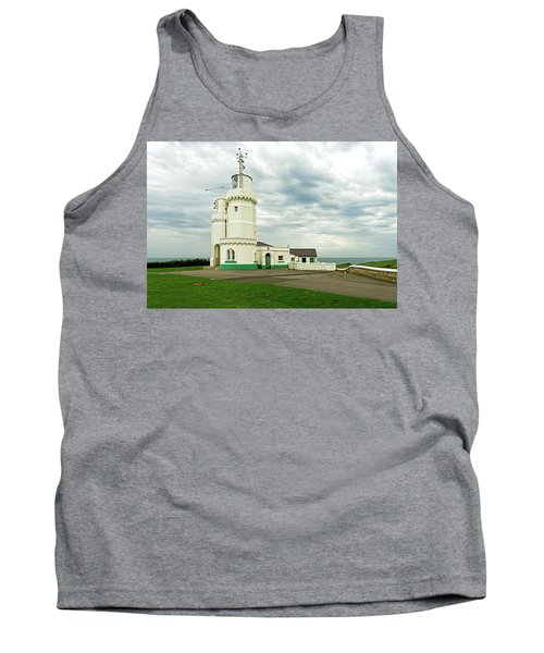 St Catherine's Lighthouse - Isle Of Wight Tank Top