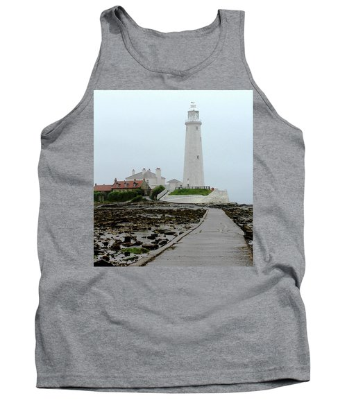 St Mary's Lighthouse Tank Top