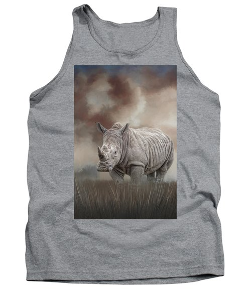 Stand Your Ground  Tank Top