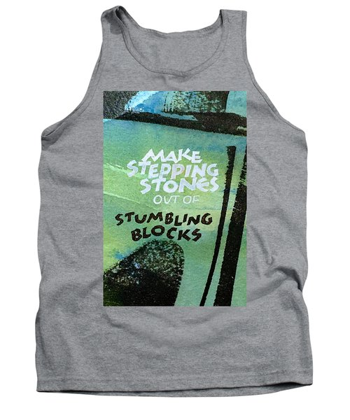 Stepping Stones Tank Top