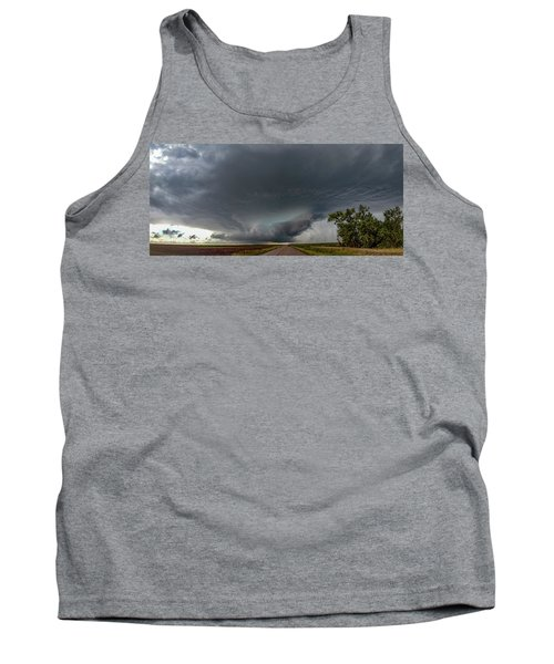 Storm Chasin In Nader Alley 008 Tank Top