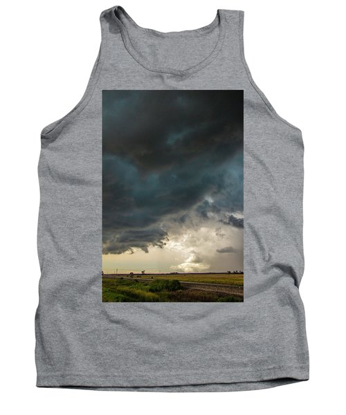 Storm Chasin In Nader Alley 012 Tank Top