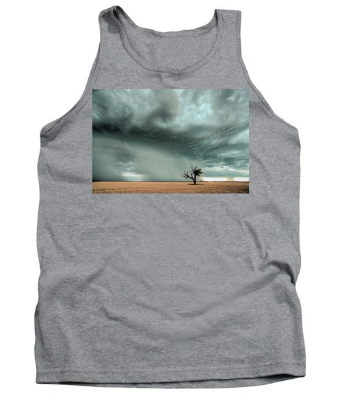 Strong Lone Tree Tank Top