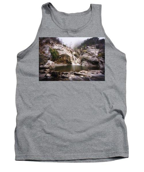Suchurum Waterfall, Karlovo, Bulgaria Tank Top