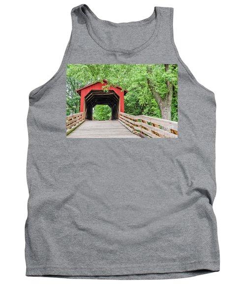 Sugar Creek Covered Bridge Tank Top
