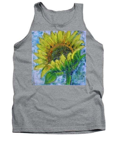 Sunflower Happiness Tank Top