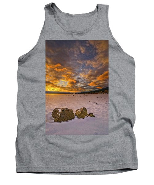 Sunrise Rocks Tank Top