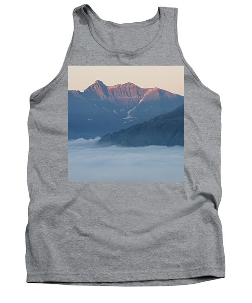 Sunset In The Pyrenees Tank Top