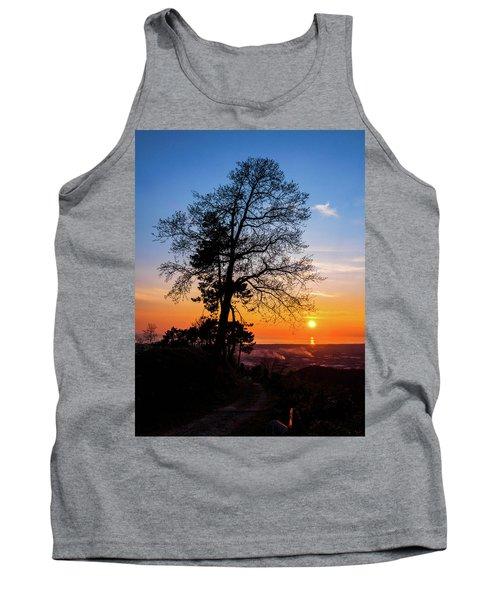 Sunset - Monte D'oro Tank Top