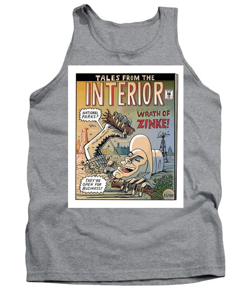 Tales From The Interior Tank Top