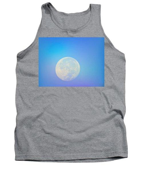 Taurus Almost Full Moon Blend Tank Top