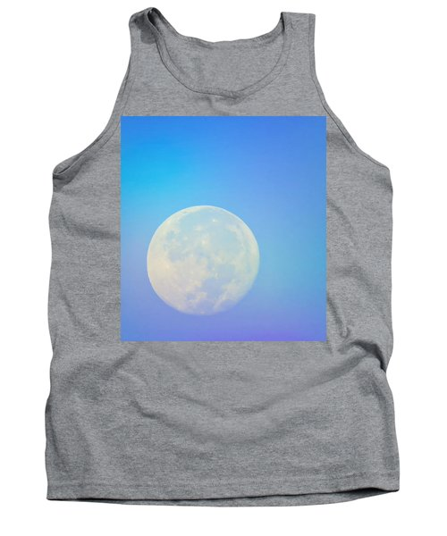 Taurus Almost Full Moon Blend Tank Top