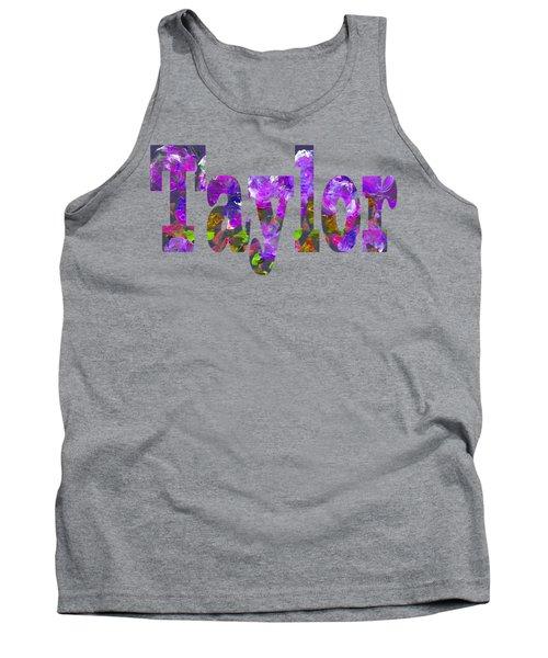 Taylor Tank Top