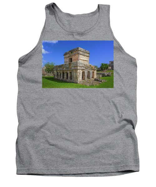 Temple Of The Frescoes Tank Top