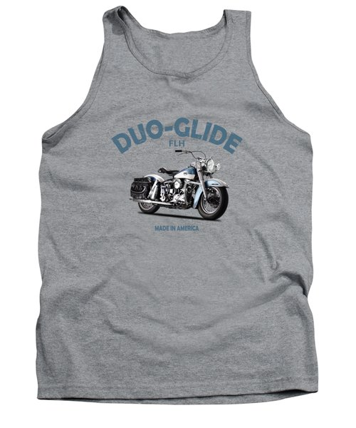 The 58 Harley Flh Tank Top
