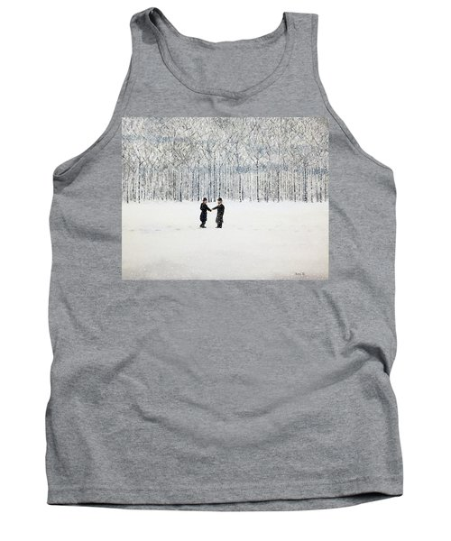 The Agreement Tank Top