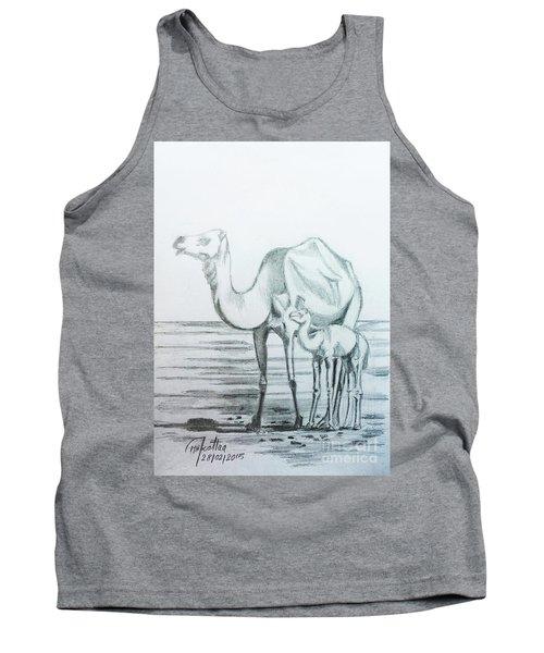 The Camel Tank Top