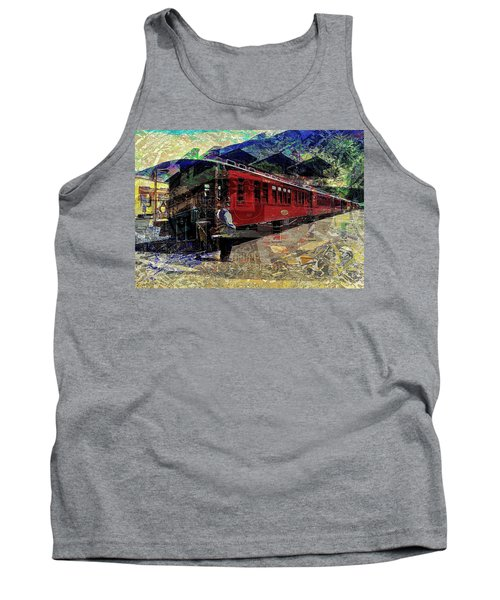 The Conductor Tank Top