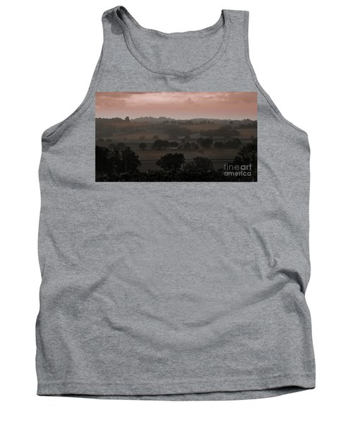 The English Landscape Tank Top