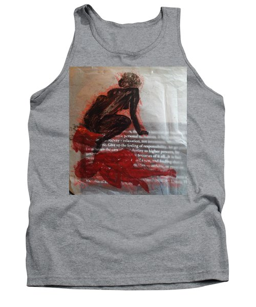 The Immolation Tank Top