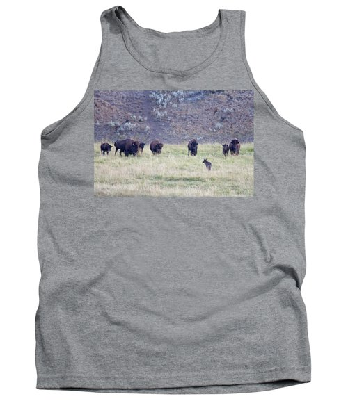 The Naming Of Spitfire Tank Top
