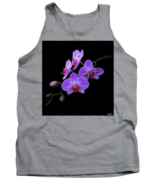 The Orchids Tank Top