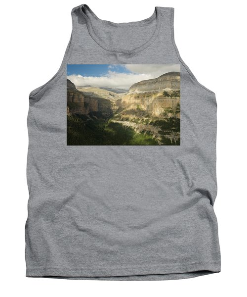 The Ordesa Valley Tank Top
