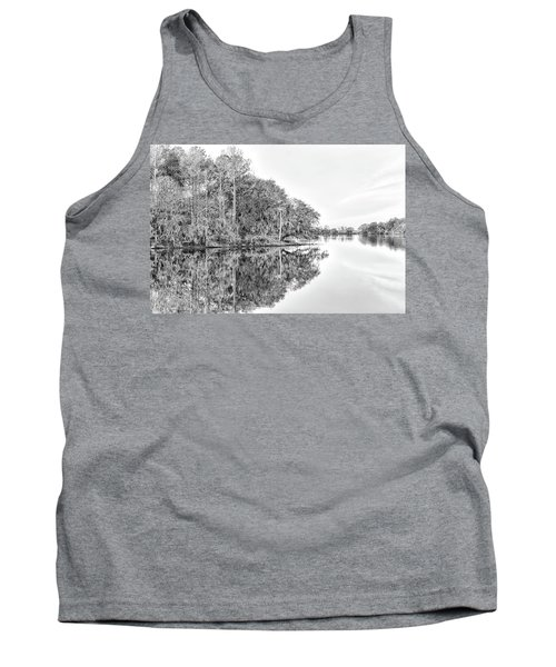 The Point At Coosaw Plantation Tank Top