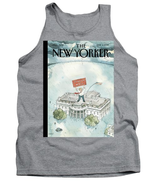 The Real Emergency Tank Top