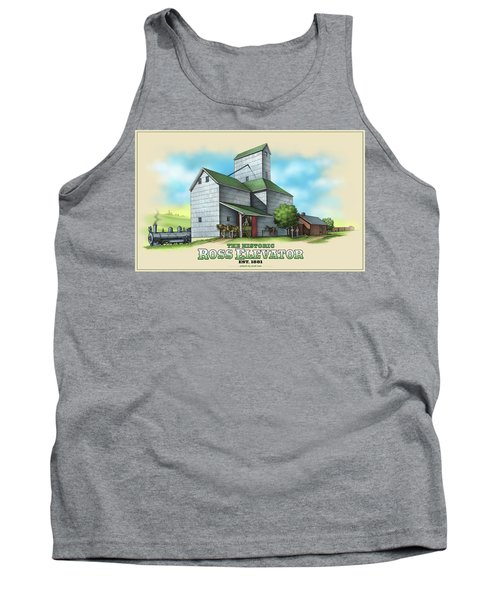 The Ross Elevator Tank Top