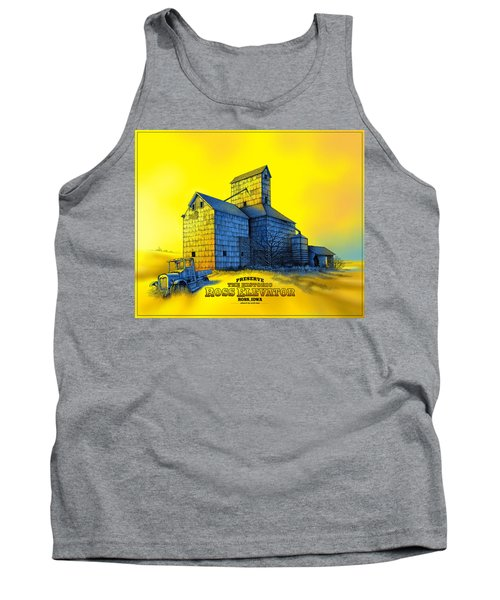 The Ross Elevator Version 4 Tank Top