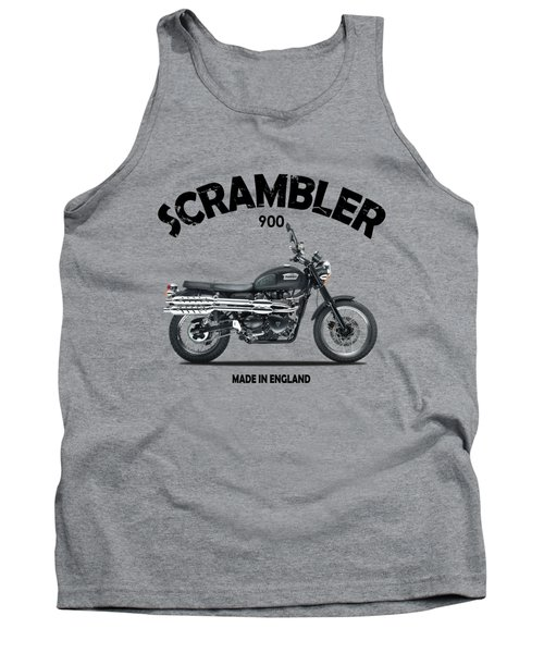 The Scrambler 900 Tank Top