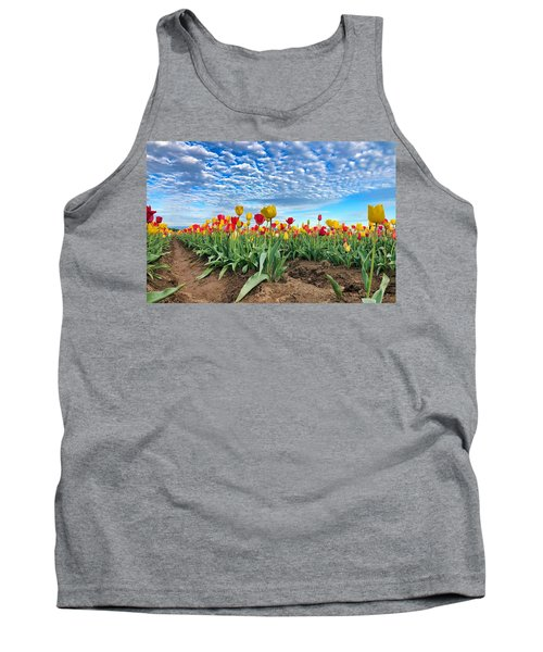 Touch The Sky Tank Top