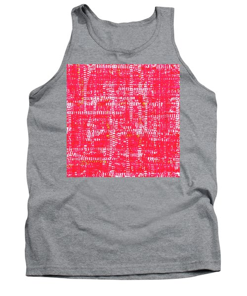 Mosaic Tapestry 1 Tank Top