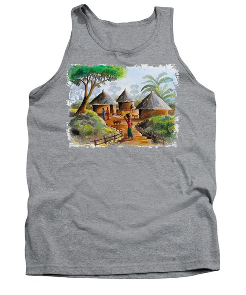 Traditional Village Tank Top