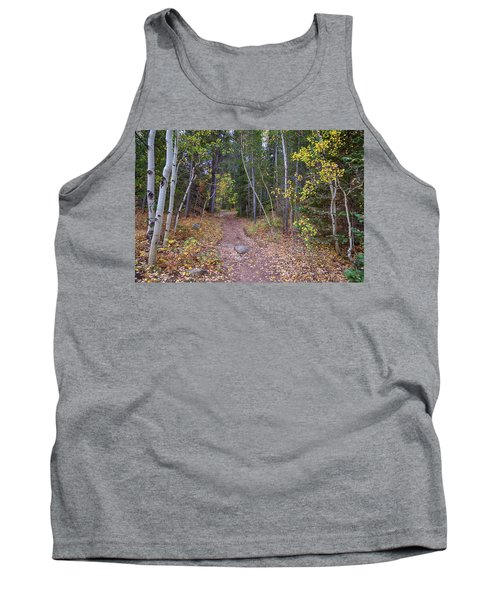 Tank Top featuring the photograph Trailhead by James BO Insogna