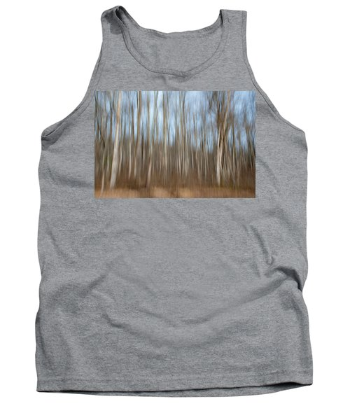 Trees In The Forest Tank Top