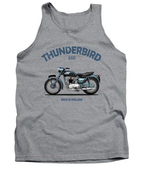 Triumph Thunderbird 1955 Tank Top