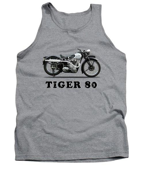 Triumph Tiger 80 - 1937 Tank Top