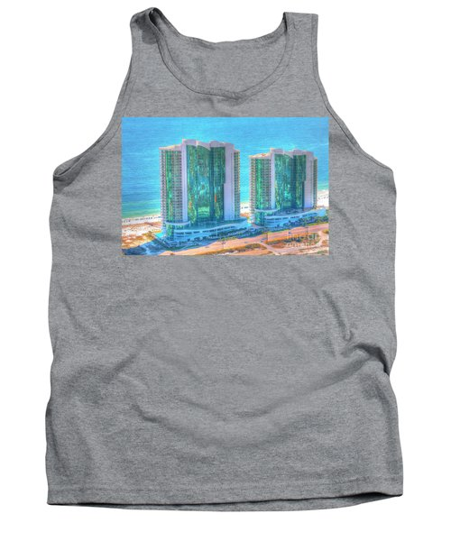 Turquoise Place Tank Top