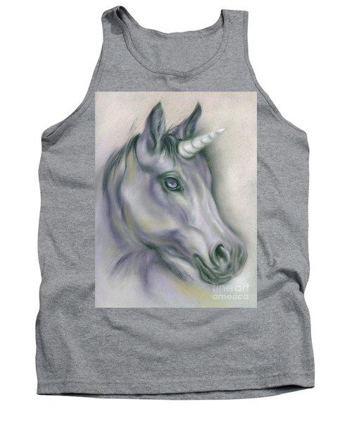 Unicorn Portrait Tank Top