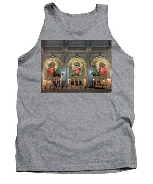 Union Station Holiday Tank Top