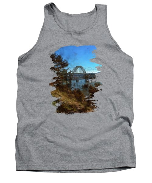 View From Yaquina Bay Park Tank Top