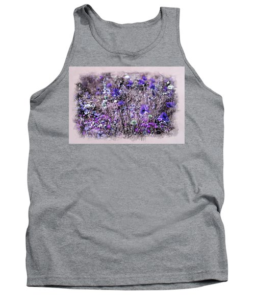 Violet Mood Tank Top