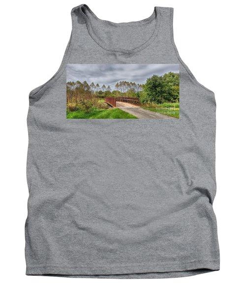 Walnut Woods Bridge - 3 Tank Top